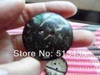 50pcs lot large 50mm round nostalgic natur coconut buttons,DIY doll .hat Woman coat sewing/scrapbook/craft/Cardmaker,free ship