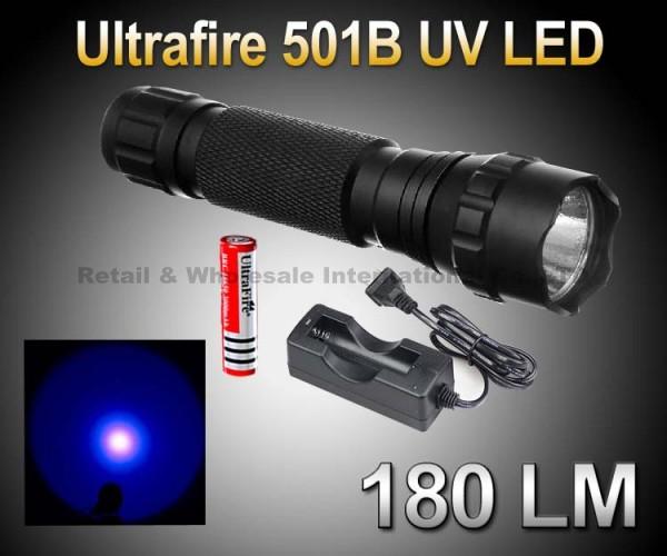 Фонарь XM-L T6 UltraFire [WF-5 1B] - Интернет-магазин