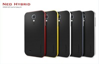 High Quality Bumblebee SGP NEO Hybrid Cover Case for Samsung Galaxy S4 SIV i9500 + Retail Box Free shipping