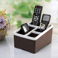 Multifunctional glasses remote control miscellaneously storage box storage box 4 flapless k1140