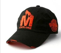 2013 Cap male female hat m 8 women's baseball cap hat summer female  free shipping