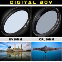 Фильтр для фотокамеры Digital Boy 1 52 + 52 Canon Nikon d3100 d5100 52mm UV
