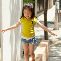 Free Shipping Summer Fashion Girls V-neck Tshirts Kids Tees,4pcs/lot K0509