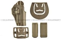 CQC P226 Tactical Holster Platform Tan free shipping