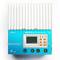 30A 48V MPPT Solar Charge Controller / 12V 24V 36V 48V system Regulators / RS232, CAN BUS and Ethernet
