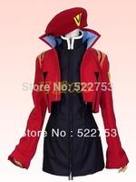 Free shipping Neon Genesis Evangelion Misato Katsuragi Cosplay Costume Custom-made