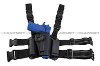CQC P226 Tactical Holster Platform [BD2259] Black free shipping