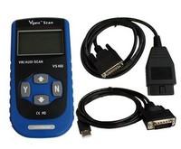 VAG vs450 Code Reader Diagnostic Scanner Com Reset Airbag ABS for VS450
