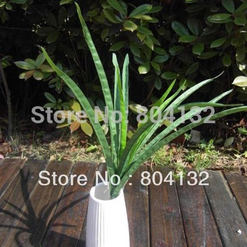 "LOW price 30pcs/lot 49/19.29"" Length Artificial Simulationl Gladiolus Leaves Wedding Christmas Party Home Decorations"