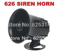 626 Waterproof car alarm siren horn,piezo siren