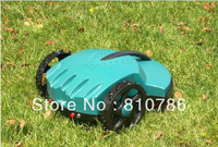 Free Shipping Robot Lawn Mower with Lead-acid Battery Robot Garden Grass  Tool