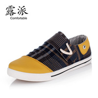 Men canvas shoes Men all-match cotton-made low shoes fashion casual skateboarding shoes men's shoes