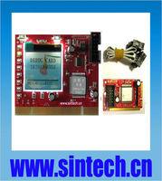 PCI/mini PCI-e/LPC Port PC Diagnostic Test Debug Post Card, for Laptop and Desktop