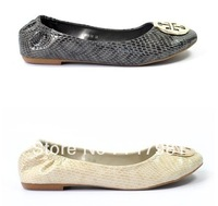 2013 new sale REVA BALLET LEATHER Reva Ballerina  Flats women shoes(1pairs)
