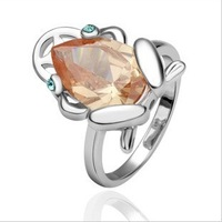 Europe and the United States Ring Frog Prince animal elements jewelry wholesale ring hot models