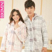 2014 long winter man and women pijama feminino comprido casal sets brand couples soft flannel nightwear pajamas clothes printed