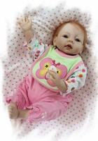 New Reborn Baby Girl Lifelike Reborn Baby Girl Doll &TOP QUALITY chiildren doll for boys and girls