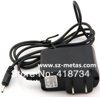 Free shipping+5pcs/lot, US plug Mobile Phone Charger for Nokia Travel charger
