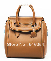 2013 fashion new handbags for womens summer woman high quality designers genuine cowhide leather Alexanda brand  free shipping
