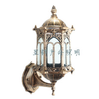 Outdoor lamp fashion wall lamp garden lights waterproof balcony outdoor lamp wall lamp freeshipping
