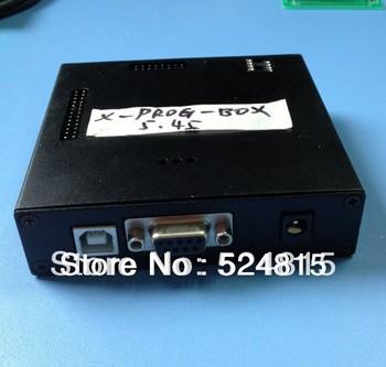 2014 last version X PROG M V5.45 XPROG-Box V5.45  XPROG M  ECU Programmer Free DHL