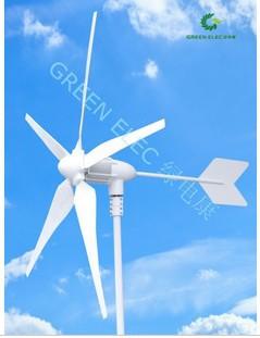 600W wind power generator, 600W wind turbine+1000W/1kw Wind Grid Tie Inverter build-in dump load