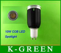 DHL FEDEX UPS TNT EMS free shipping super bright 10w cob led spot light