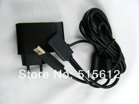 5pcs/lot wholesale,Sensor Power Supply For KI-NECT ,Xbox Power Transformer Free shipping