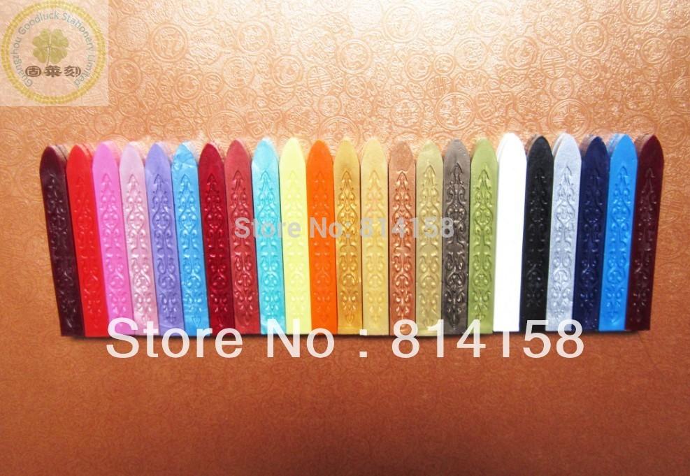 Ribbon sealing wax column sticks/Envelop sealing wax column sticks(China (Mainland))