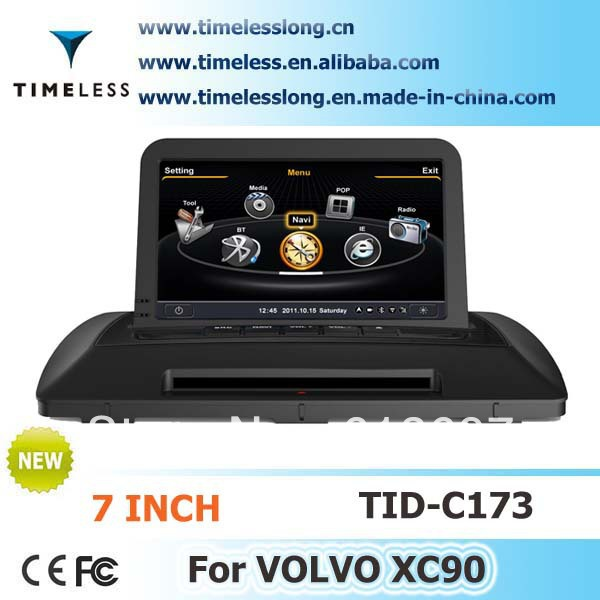 S100 platform Car radio for volvo xc90 with A8 Chipset 3G WIFI GPS Navi /BT/TV/Radio/20 Disc CDC/IPOD/3-Zone POP DVD PLAYER(China (Mainland))