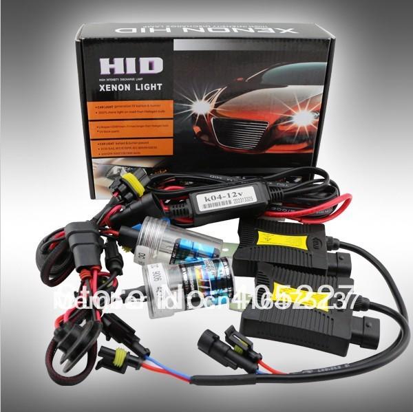 Xenon HID KIT H1 4300k 5000k 6000k 8000k 12000k White Blue Color Xenon Bulbs 35W Digital ballast 12V Car headlights bulbs(China (Mainland))