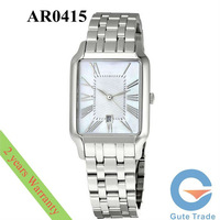 Fashion AR0415 Women's Watch Hardlex Glass Quartz Watches Stainless S. Wristwatch Free Ship With Original box