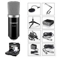 Takstar overcometh pc-k500 capacitor computer set professional microphone