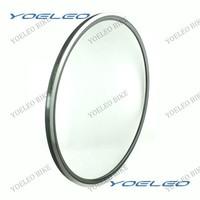 YOELEO Carbon Alloy Rim 24mm 700C Carbon Clincher Rim Alluminum Brake Front or Rear Rim 20H/24H