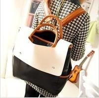 Free shipping--2013 new Korean tide Satchel pack,backpacks for school,tote bags women handbag,cross-body bag