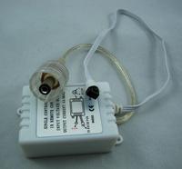 20pcs/lot DC 12V/6A IR dimmer knob controller+Remote control DHL EMS