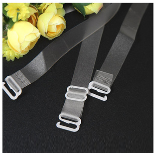 2013 Fashion Bra invisible shoulder strap transparent paragraph accessories Elegance Jewelry Factory Price 2 PCS/Lot(China (Mainland))