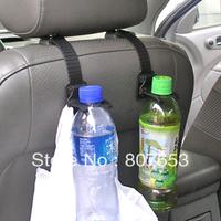 freeshipping 5pairs Car Seat Back Handy Hook Bottle Holder To-go Box Shopping Bag Hanger
