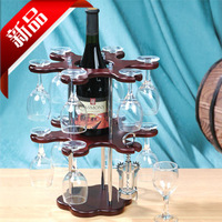 Theroom wood wine rack wine rack wine rack fashion household theroom