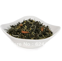 200g Ningxia Goji Berry tea,Woflberry Tea,Green Tea,good for Weight Lose,Free Shipping