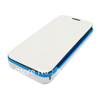 New 4200mAh Backup Battery Power Charger Flip Case For Samsung Galaxy S4 I9500