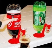 Creative Gadget Party Necessary Sodas Drink Dispenser Fizz Saver Dispenser Cola Drinks Dispenser Machine Free Shipping