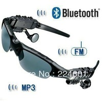 Bluetooth earphones turnnig mp3 glasses multifunctional glasses sunglasses