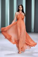 Новое лето! милые линии Милая шифон вечернее платье/выпускное платья/платье с бисером