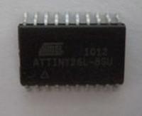 Free shipping  ATTINY40-SU  Atmel 8-bit Microcontrollers  MCU  package:20-Pin SOIC  new &original
