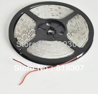 Waterproof Purple LED Strip 3528 SMD 300LED 5M/set Flexible Lamp Light 12V 60LED/M