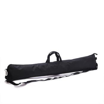 Quality 1.07m lure bag fishing pole package folding canvas bag umbrella fishing rod fish bag
