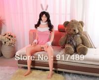 Free shipping , 50% real doll , Masturbating Toy, Masturbator Vagina and anus, new Sex doll,Sex Toys For Men