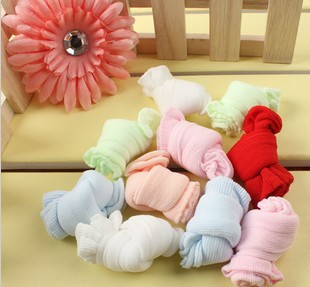 FreeShipping,Four Seasons Baby Girl Boy Children Socks Candy Colors 60 Pairs Socks/Lot, For 0-4 Years old child baby GIFT CL0104(China (Mainland))