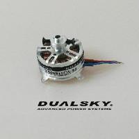 Dualsky double xm2815ca-24 , 22g , 1450kv motor none brush motor